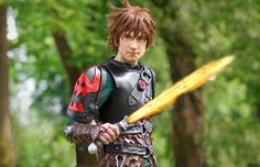 This Is One Hell Of A Hiccup Cosplay