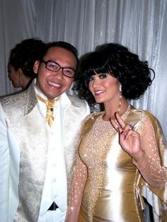 With Krisdayanti