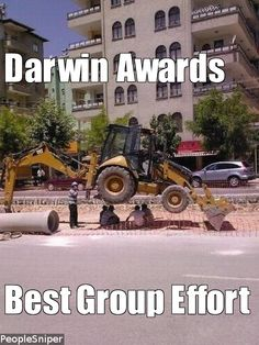 darwin awards: best group effort