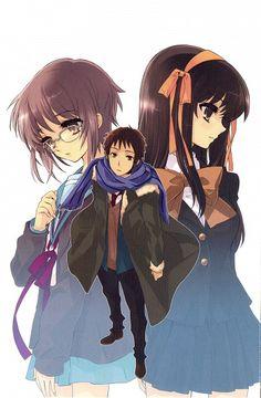 Noizi Ito, Kyoto Animation, The Melancholy of Suzumiya Haruhi, Haruhi Suzumiya, Kyon