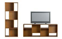 Shift Media Console/Bookcase — Bookcases -- Better Living Through Design