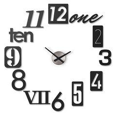 Relógio de Parede Numbra - R$206.68