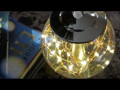 Looking for holiday or everyday lighting ideas for your home? This is a step-by-step DIY tutorial on how to make your own battery operated LED Modern Lamp/Li. Interior Lighting, Lighting Ideas, Blending Colored Pencils, Acrylic Tutorials, Tabletop Fountain, By Any Means Necessary, Acrylic Painting For Beginners, Area Rug Sizes, Frame Crafts