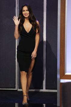 Megan Fox - Jimmy Kimmel Live: February 17th 2016