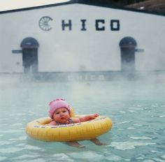 Chico Hot Springs, Montana. Went for my honeymoon, going back every year. We LOVE hotsprings.