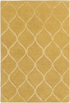 Artistic Weavers Urban Cassidy Gold - Gold Area Rug