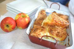 Apfelreinstrietzel vom Pausnhof in St. Oswald besser als Apfelkuchen und #BIO