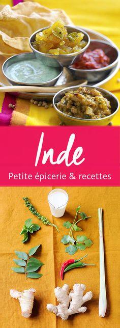 Curry, dal, ghee, lait de coco… tous ne se valent pas. Voici une sélection éclairée d'ingrédients à glisser dans vos plats pour une cuisine (vraiment) indienne.