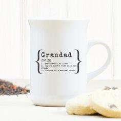 Personalised Definition Windsor Mug