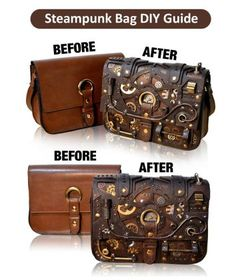 Steampunk Fans Bag Final                                                                                                                                                      More