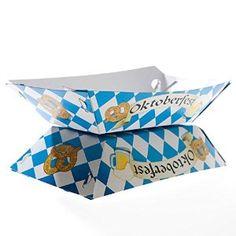Oktoberfest Paper Food Trays