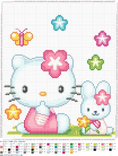 Cross Stitch World: animal this would make a good hobby....cross stitch