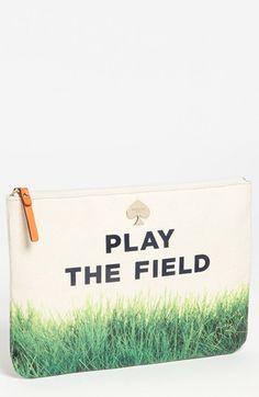 #katespadeny play the field