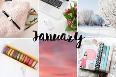 { Instagram Monthly } January 2016