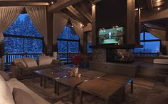 Luxury Ski Chalet, La Bergerie, Courchevel 1850, France, France (photo#5022)