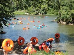 River Riders in Harpers Ferry, West Virginia offers tubing adventures on the Shenandoah and Potomac Rivers.