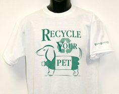 CLEARANCE: Recycle Your PET T-Shirt