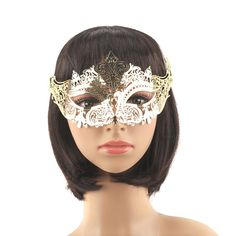 Nouveau produit : Masque venitien en metal dore baroque elegant aristocrate marquise bal masque Vous aimez ? / New product do you like ? Prix: 24.90 #new #nouveau #japanattitude #masques #gothique #gothic #elegant #aristocrat #chic #burlesque #masque #bal #sexy #venitien #femme #loup #arabesque #dore #or #yeux #saint #valentin #marquis #louis #xiv #mask #ball #venetian #woman #golden #gold #eyes #valentine