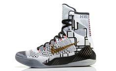 6d8d9eff79a8 Nike Kobe 9 Elite  Gold  Nike Basketball Shoes