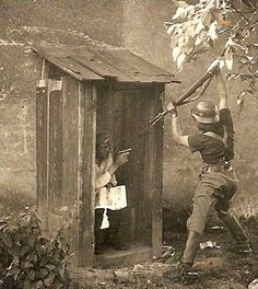 Lock, Stock, and History German Soldiers Ww2, German Army, Military Art, Military History, Germany Ww2, Military Pictures, Ww2 Pictures, Special Pictures, Historical Pictures