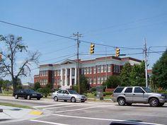 Poyner School Florence South Carolina