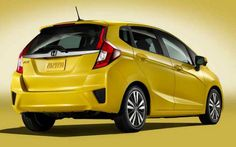 2016 Honda Fit (Yellow)