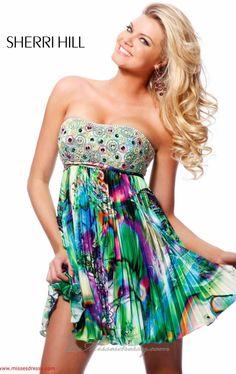 Sherri Hill 9300 Dress - MissesDressy.com $300.00