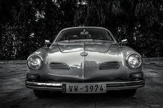 Karmann Ghia by Carlos Quintero
