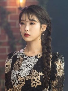 Korean Actresses, Korean Actors, Iu Twitter, Iu Fashion, K Idols, Korean Singer, Girl Crushes, Kpop Girls, Asian Beauty