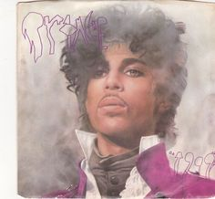 "Prince / 1999 / How Come U Dont Call Me Anymore /  7"" Vinyl 45 RPM Jukebox Record & Picture Sleeve #Prince #Music"