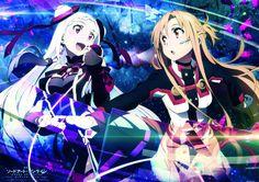 Yuna & Asuna
