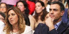 Aviso a Pedro Sánchez: Susana se vuelve a mover
