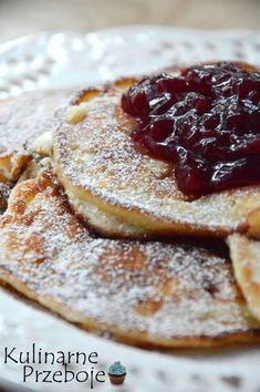 Placuszki z serka wiejskiego – pyszne, delikatne, wręcz rozpływające się w ustach :) Pokochają je zarówno dzieci, jak i dorośli :) Idealnie smakują z dżemem wiśniowym i cukrem pudrem, ale śmiało można je podawać z ulubionymi owocami :) Myślę, że będą hitem zarówno na śniadanie, słodki obiad, jak i kolację :) Po więcej przepisów zapraszam […]