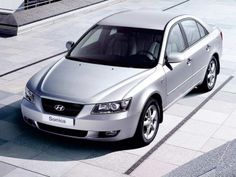 Hyundai Sonica '2005–08