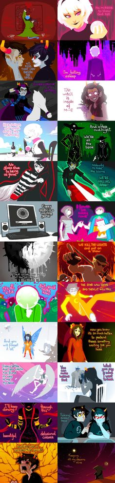 female sollux captor | Tags: Anime, Fanart, Pixel Art, Pixiv, Fanart From Pixiv