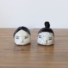 Rami Kim's Playful Ceramic Dishes Feature a Eerie Suprise Kintsugi, Ceramic Pottery, Ceramic Art, Ceramic Figures, Ceramic Design, Clay Art, Sculpting, Carving, Crafts