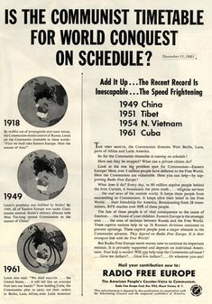 15 Interesting Cold War Vintage Ads (war advertising, war ads) - ODDEE