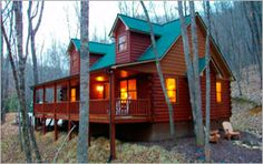 Heading to this cabin in Bryson, NC in April with my Bestie for three nights of a girls getaway! Can not wait!!!