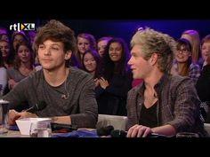 One Direction lyrisch over remix 18 door Nicky Romero - RTL LATE NIGHT - YouTube