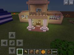 Minecraft pe house