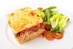 Pastitsio Griego Te enseñamos a cocinar recetas fáciles cómo la receta de Pastitsio Griego y muchas otras recetas de cocina..