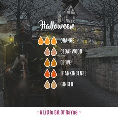 Halloween - Essential Oil Diffuser Blend- Try barefūt Essential oils today. 100% pure, therapeutic; organically grown, ethically produced and free from chemicals or pesticides. Our oils do not contain fillers, additives, or any other type of dilution. #EssentialOilBlends #DiffuserBlends #EssentialOils