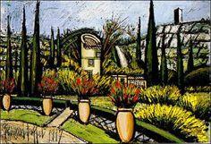 by Bernard Buffet Sculpture Art, Sculptures, Art Corner, Terraces, Balconies, French Artists, Buffets, Picasso, Beautiful Creatures
