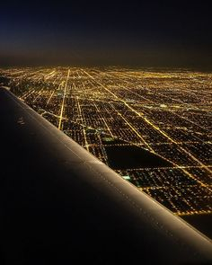 Crazy year, tons of places in which I've had the great fortune in which to work and shoot...this was from last triad of trips, heading into Chicago O'Hare airport.  Olympus OM-D E-M1 MkII, longish exposure of wing and lights of Chicago... @getolympus @natgeoexpeditions @natgeocreative @thephotosociety @lexarmemory