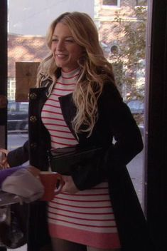 Roman Holiday - Part 1 of 3 - A Christmas Gift - Gossip Girl - You Know You Love Fashion
