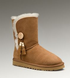 Ugg Womens Bailey Charm Chestnut - UGGs Outlet With Elegant Design, Free Shipping, Free Tax, Door to door delivery