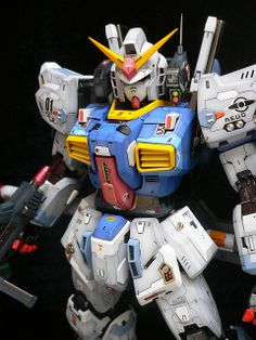 PG 1比60 Perfect Grade MK2 - 科幻模型成品發佈區 - 香港模型聯盟