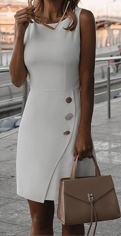 Chic Me: Women's Fashion Online Shopping - Work Dresses Mode Outfits, Fashion Outfits, Dress Fashion, Fashion Sandals, Party Fashion, Stylish Outfits, Fashion Ideas, Fashion Inspiration, Fashion Trends