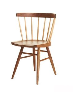 Nakashima Straight Backed Chair from Design Within Reach