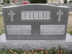 Mary Helen Booth Field (1903 - 1992) - Find A Grave Photos
